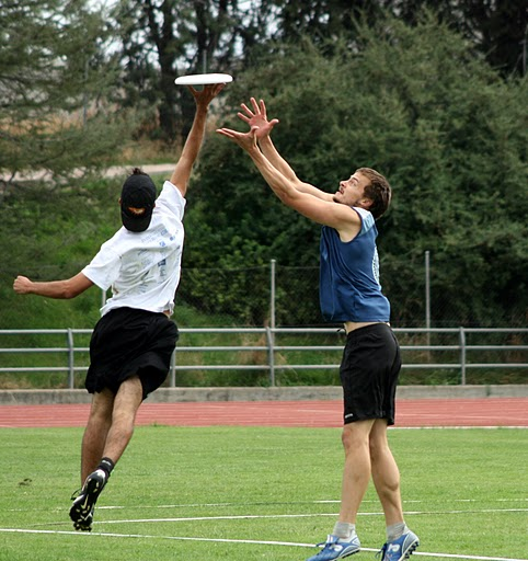 Defensote en Ultimate Frisbee