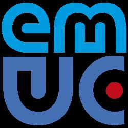 Logo - Campeonato de Europa Master de Ultimate Frisbee (EMUC)