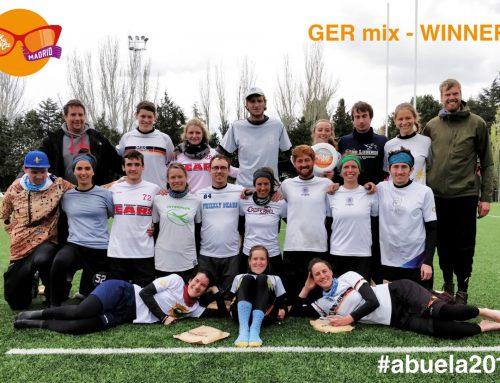 Nuevo éxito de participación en el XIV Trofeo de La Abuela